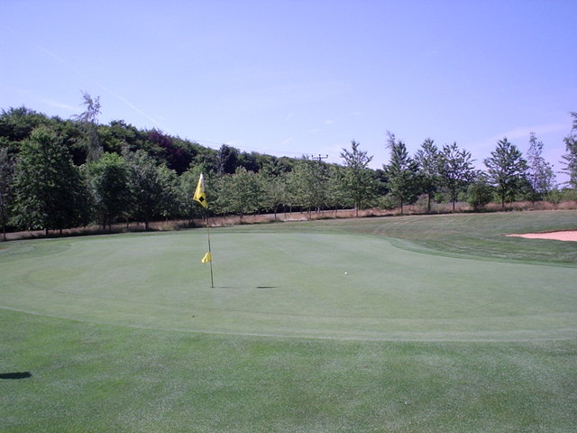 Weybrook Park - 12th Green