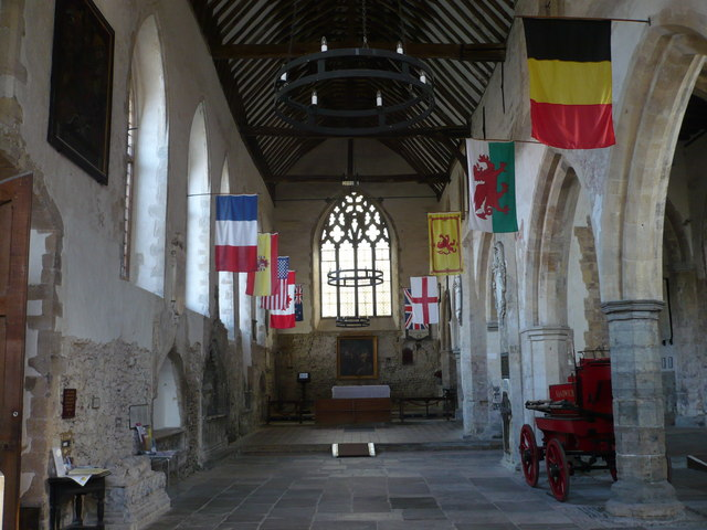 St. Peter's Church interior