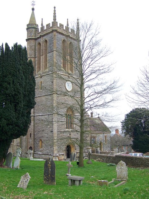 The Parish Church of St Mary, Stalbridge