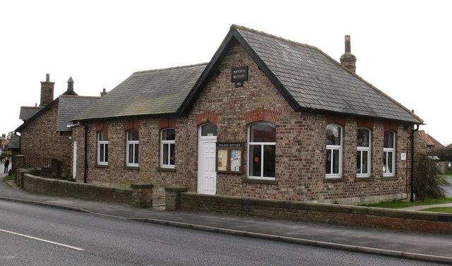 Rufforth Village Hall