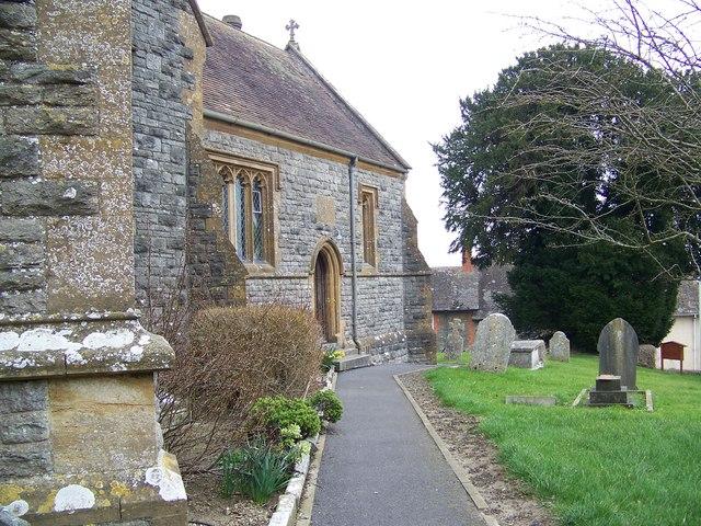 The Parish Church of St Mary, Stalbridge