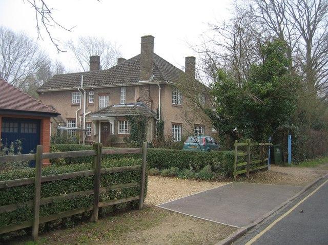 Newton Road house