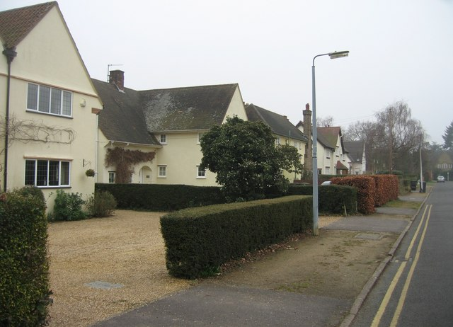 Bland housing in Newton Road