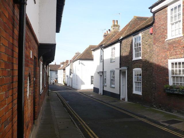 Church Street St. Clement's