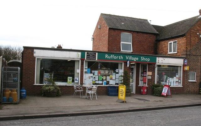 Village shop, Rufforth