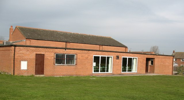 Long Marston village hall