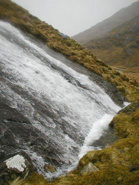 Waterfall, Glen Dessary