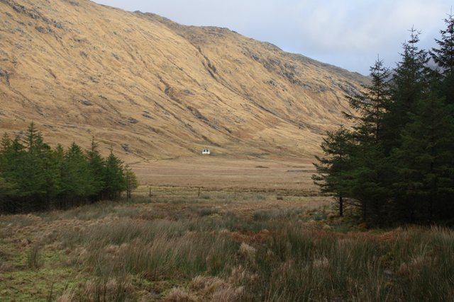 View Across Glen Dessarry