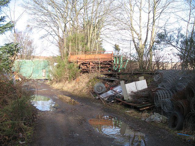 Scrapyard, Blairgowrie