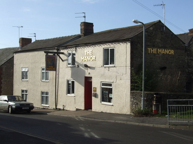 The Manor, Brackley