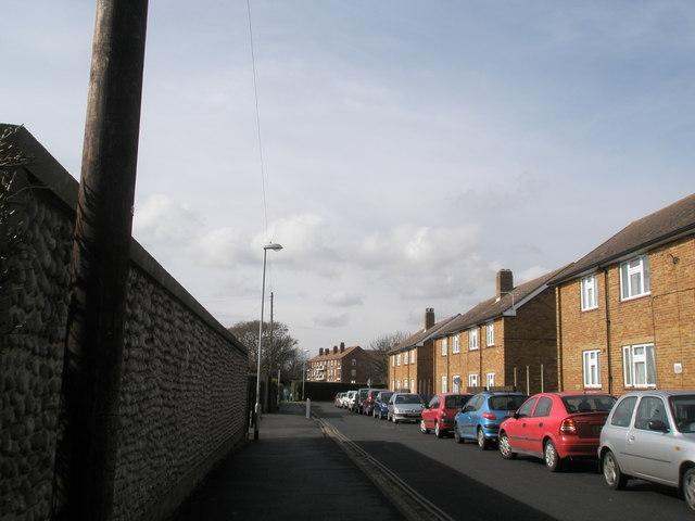 Bourne Road Paulsgrove