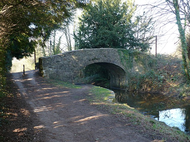 Canal bridge No. 31