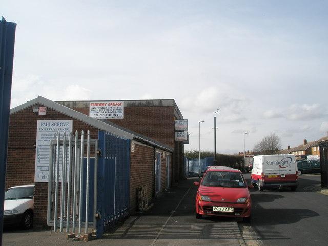 Fairway Garage
