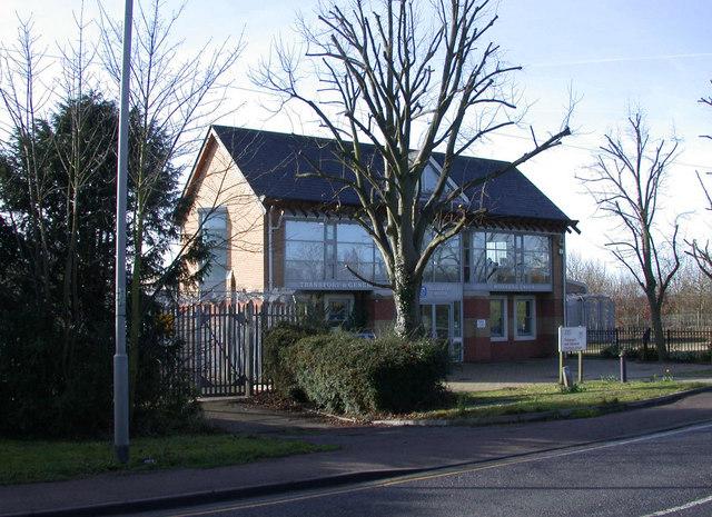 Transport House, Madingley Road
