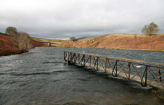 Knowesdean Reservoir