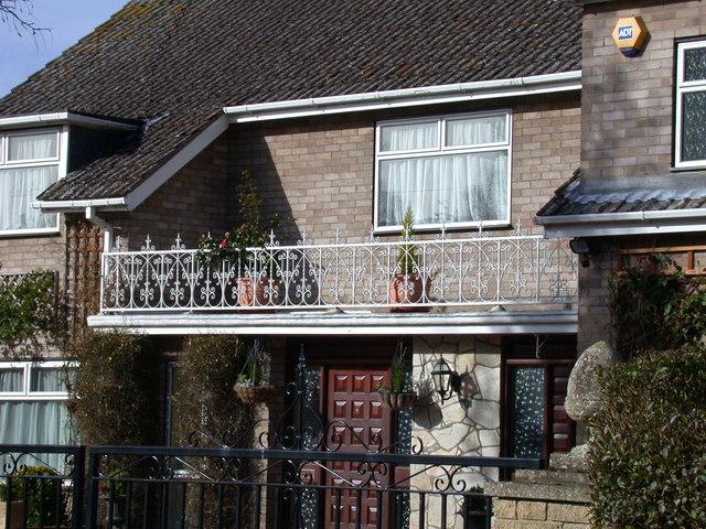 Balcony, Lansdowne Road