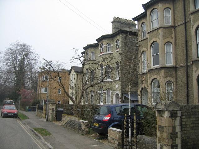 Fitzwilliam Road housing