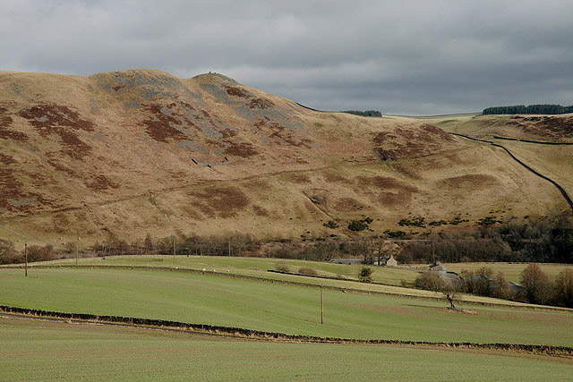 Farmland at Bowshank