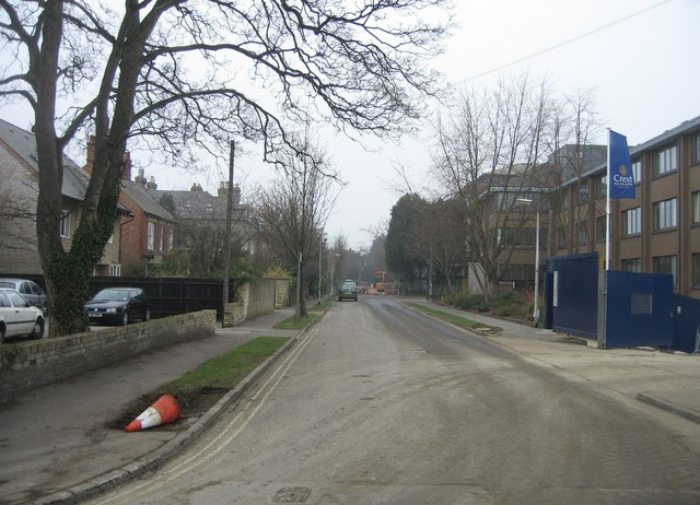 Clarendon Road