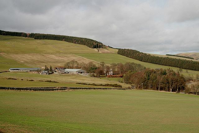 Ferniehirst Farm