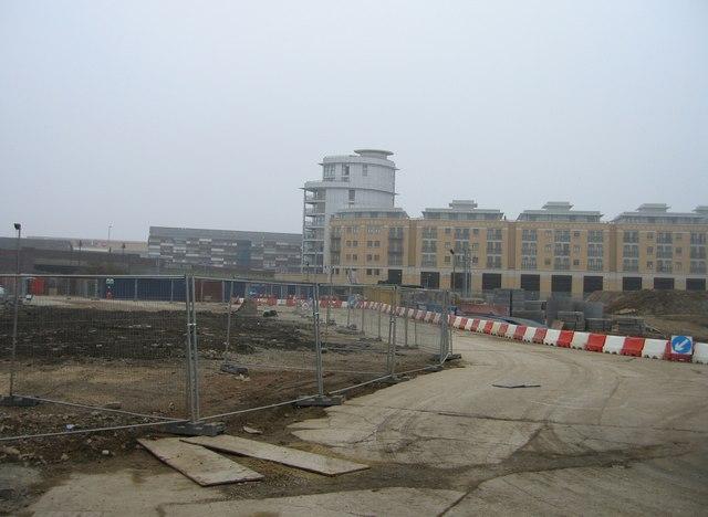 Building site off Fitzwilliam Road