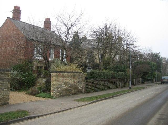 Clarendon Road housing