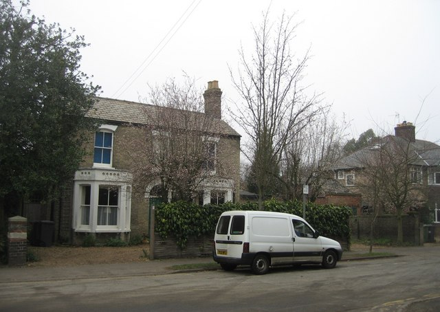 Clarendon Road house