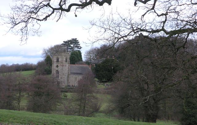 Cubley church