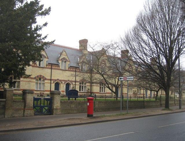 Brooklands Avenue Almshouses