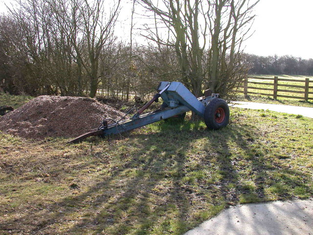 Mole Plough, Coton Countryside Reserve