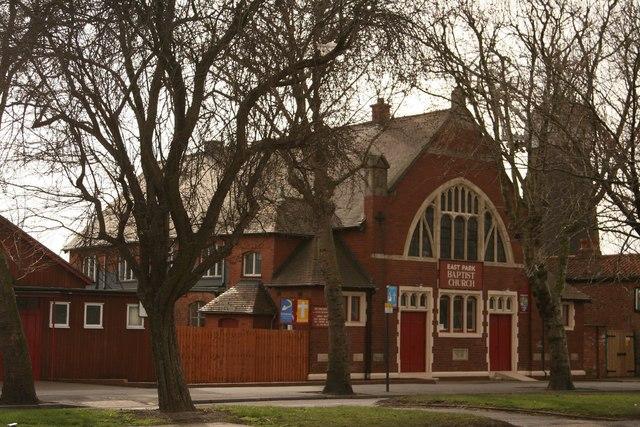 East Park Baptist Church, Hull