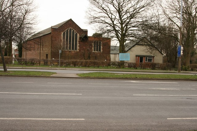 St Michael and All Angels C of E, East Hull