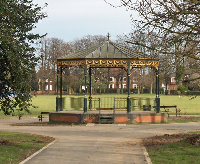 Bandstand in People's Park