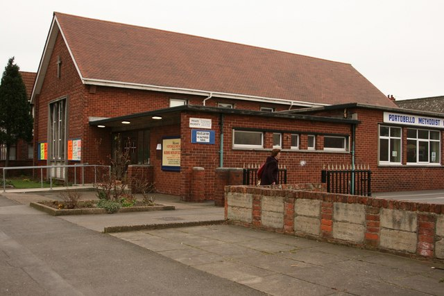 Portobello Methodist Church, East Hull