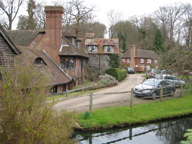 Witley: Enton Mill