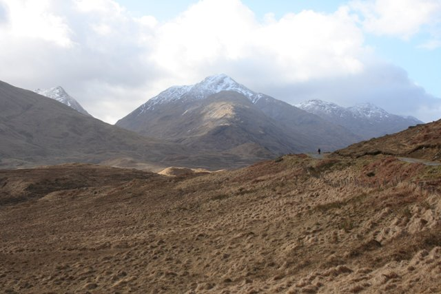 View of Sgurr Thuilm