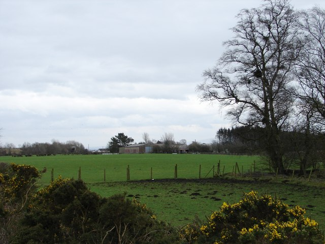 View Towards Rigmoor From the Lay-by