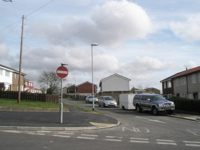 Corner of Dormington and Mortimer Roads
