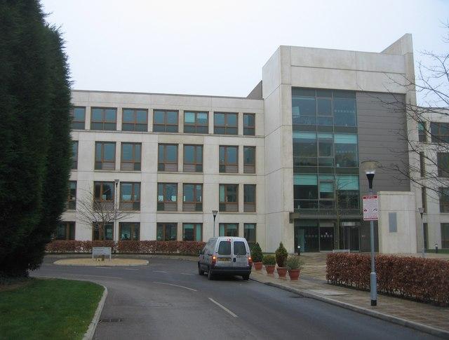Modern offices for HM Customs & Revenue