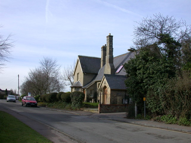 The Old School, Coton