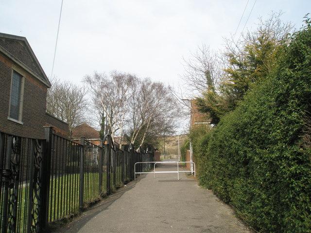 St Michael's Alleyway