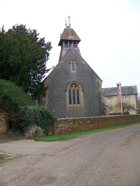 St Paul's Church, Hammoon
