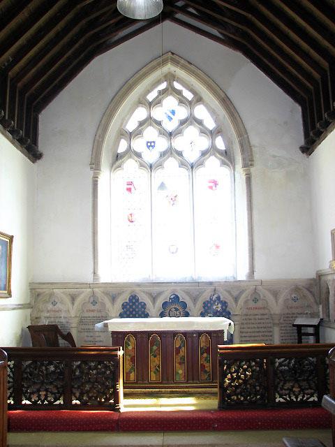St Mary's church - sanctuary