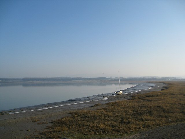 Banks of the Lune Estuary
