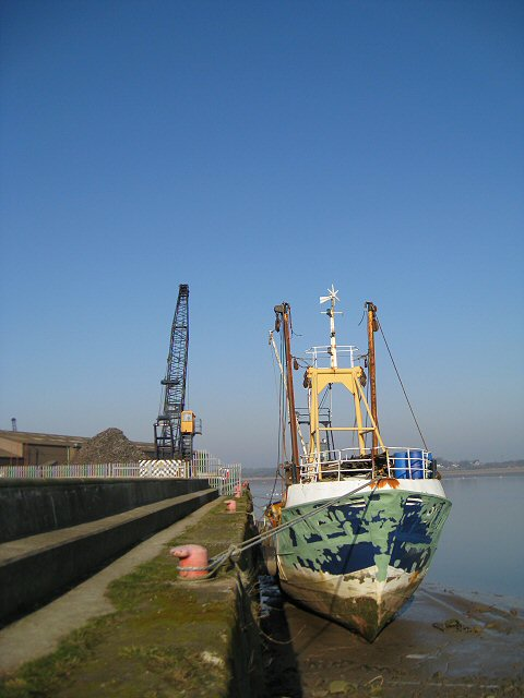 The New Quay, Glasson Dock