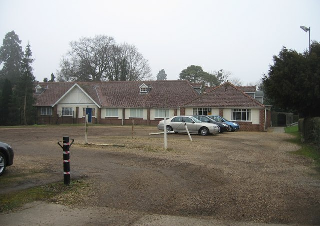 Bowling Club - Clubhouse
