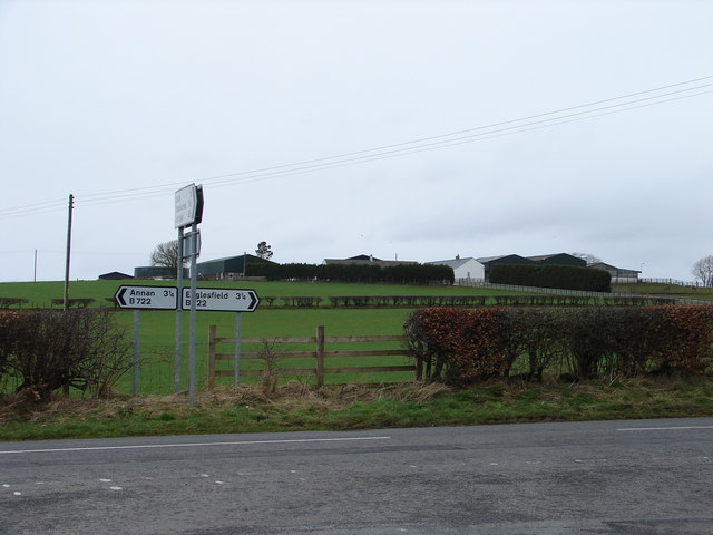 Dumbretton From the Road Junction