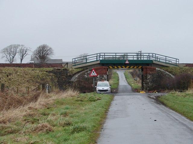 Refurbished Railway Bridge