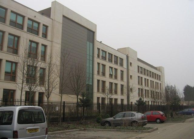 Eastbrook - as seen from Aberdeen Avenue