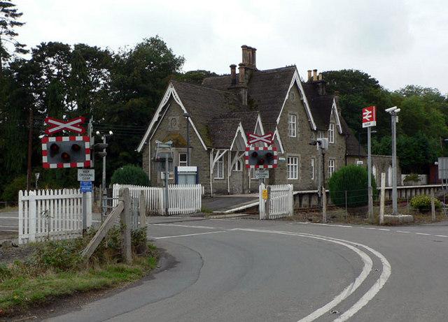 Bucknell Station